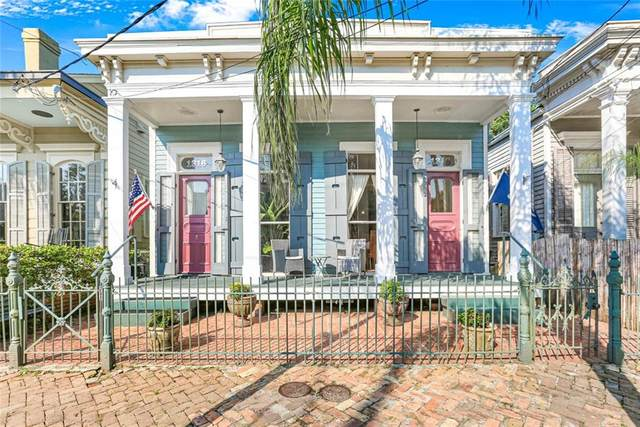 1316-18 Eighth Street, New Orleans, LA 70115 (MLS #2310529) :: Freret Realty