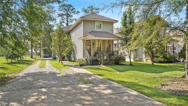 800-802 Carroll Street, Mandeville, LA 70448 (MLS #2310566) :: United Properties
