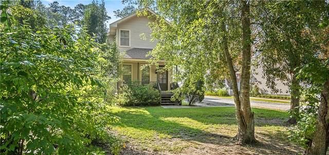 804-806 Carroll Street, Mandeville, LA 70448 (MLS #2310571) :: United Properties