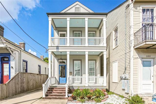 528 First Street, New Orleans, LA 70130 (MLS #2310660) :: Satsuma Realtors