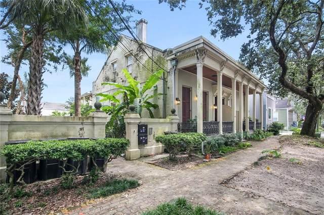 907 Washington Avenue #2, New Orleans, LA 70130 (MLS #2310681) :: Satsuma Realtors