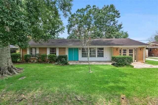 210 River Oaks Drive, Luling, LA 70070 (MLS #2310701) :: The Sibley Group