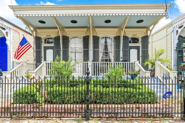 1227 Harmony Street #1, New Orleans, LA 70115 (MLS #2310721) :: Satsuma Realtors