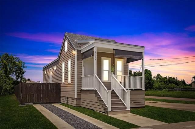 2036 Deslonde Street, New Orleans, LA 70117 (MLS #2310722) :: Nola Northshore Real Estate