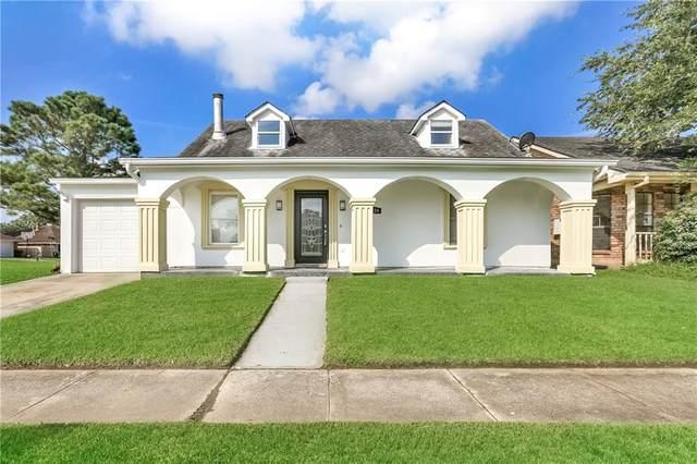 7120 E Renaissance Court, New Orleans, LA 70128 (MLS #2310733) :: Freret Realty