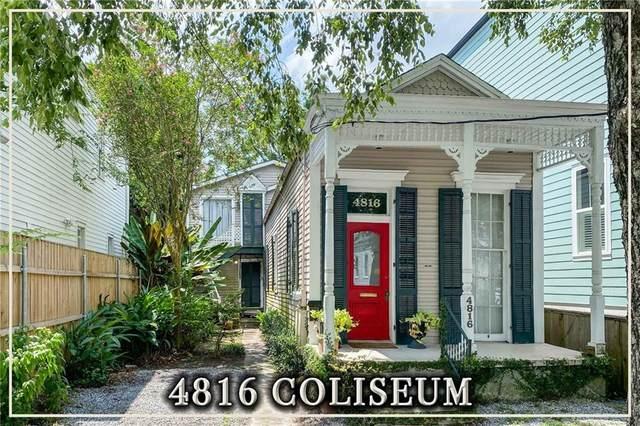 4816 Coliseum Street, New Orleans, LA 70115 (MLS #2310740) :: Satsuma Realtors