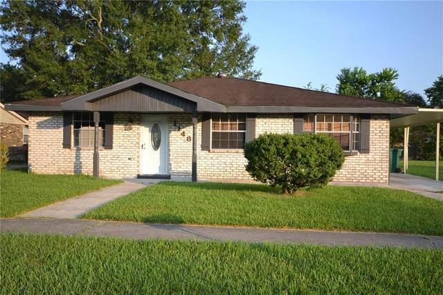 1148 Luling Estates Drive, Luling, LA 70070 (MLS #2310749) :: The Sibley Group
