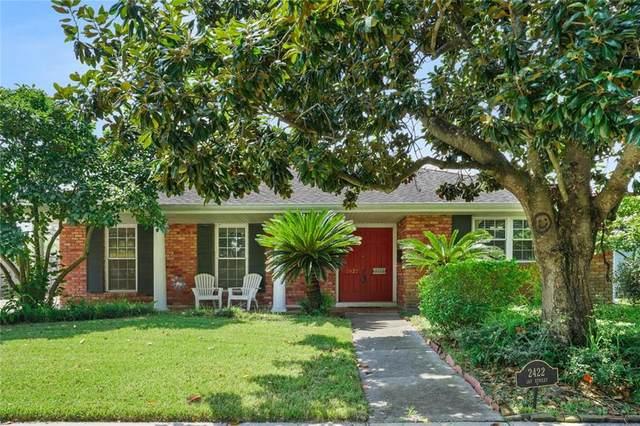 2422 Jay Street, New Orleans, LA 70122 (MLS #2310786) :: Satsuma Realtors