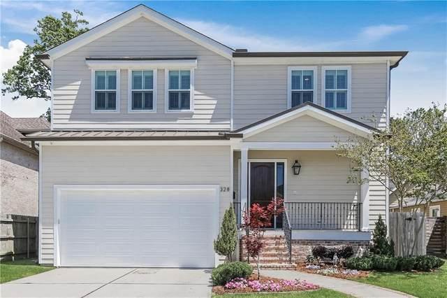 328 Edinburgh Street, Metairie, LA 70005 (MLS #2310798) :: Nola Northshore Real Estate