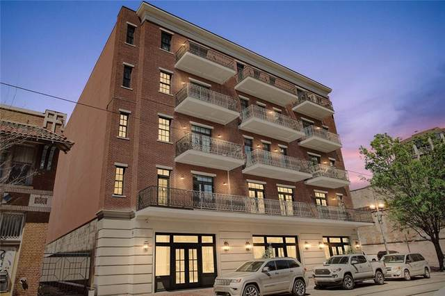 731 St Charles Avenue #315, New Orleans, LA 70130 (MLS #2310803) :: Freret Realty