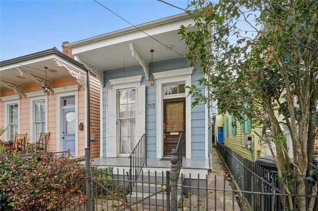 719 Pleasant Street, New Orleans, LA 70115 (MLS #2310818) :: Satsuma Realtors