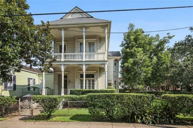 3705 Camp Street, New Orleans, LA 70115 (MLS #2310849) :: Nola Northshore Real Estate