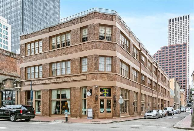 410 Natchez Street #5, New Orleans, LA 70130 (MLS #2310899) :: Turner Real Estate Group