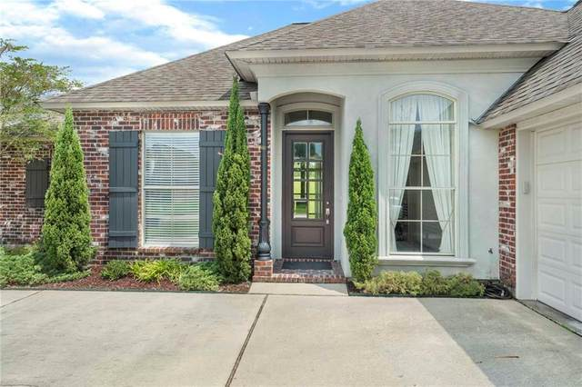 129 Cypress Lakes Drive, Slidell, LA 70458 (MLS #2310901) :: Nola Northshore Real Estate