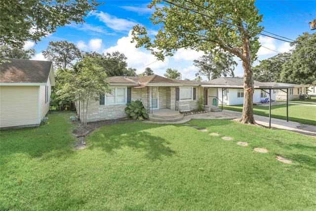 121 Lone Star Drive, Luling, LA 70070 (MLS #2310903) :: The Sibley Group