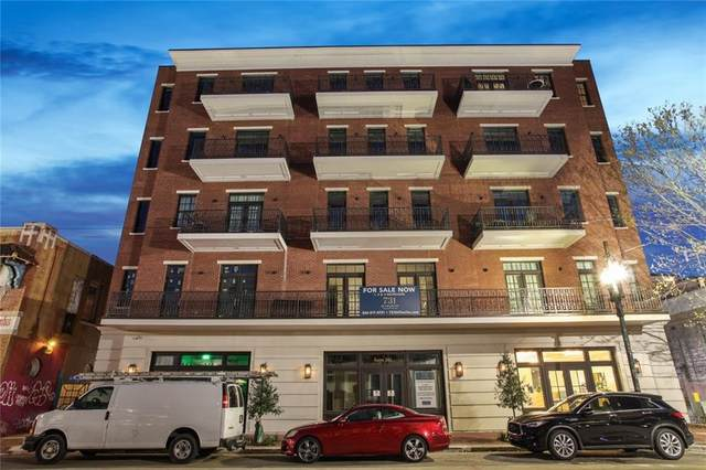 731 St Charles Avenue #205, New Orleans, LA 70130 (MLS #2310939) :: Nola Northshore Real Estate
