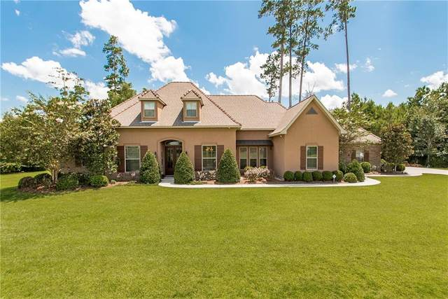 417 S Fairway Drive, Madisonville, LA 70447 (MLS #2310941) :: Nola Northshore Real Estate