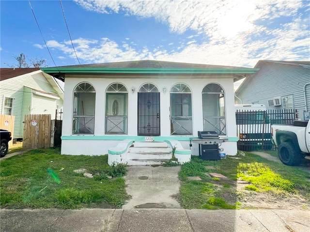 2225 Mazant Street, New Orleans, LA 70117 (MLS #2310950) :: The Puckett Team