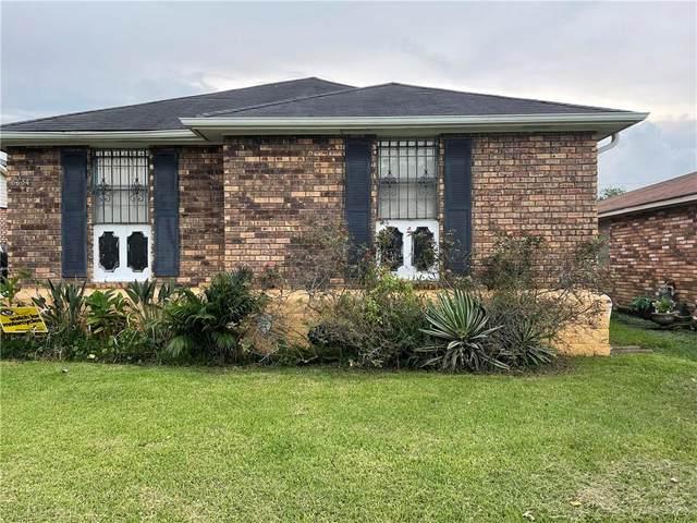 6634 Maumus Drive, New Orleans, LA 70131 (MLS #2310995) :: The Puckett Team