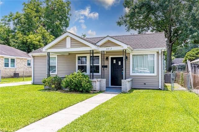 3412 47TH Street, Metairie, LA 70001 (MLS #2311009) :: Nola Northshore Real Estate