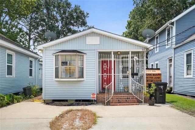 5022 24 S Prieur Street, New Orleans, LA 70125 (MLS #2311057) :: Freret Realty