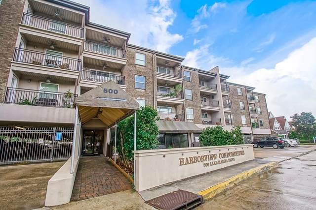 500 Lake Marina Avenue #410, New Orleans, LA 70124 (MLS #2311114) :: Satsuma Realtors