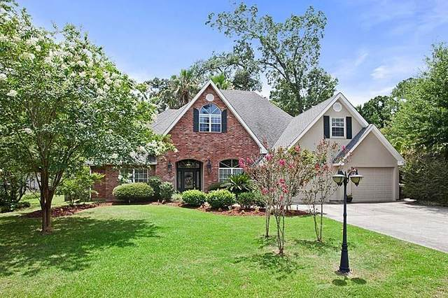 16182 Indian Point Drive, Madisonville, LA 70447 (MLS #2311206) :: Freret Realty