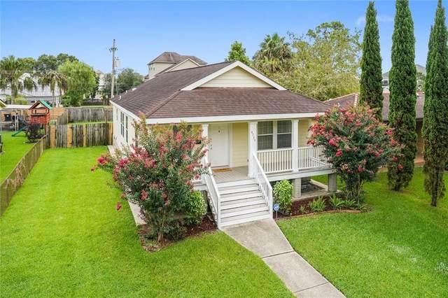 6739 Argonne Boulevard, New Orleans, LA 70124 (MLS #2311217) :: Satsuma Realtors