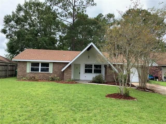 119 Goldenwood Drive, Slidell, LA 70458 (MLS #2311315) :: Turner Real Estate Group