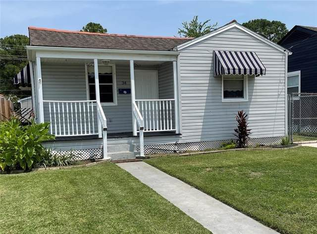 34 Labarre Place, Jefferson, LA 70121 (MLS #2311376) :: Crescent City Living LLC