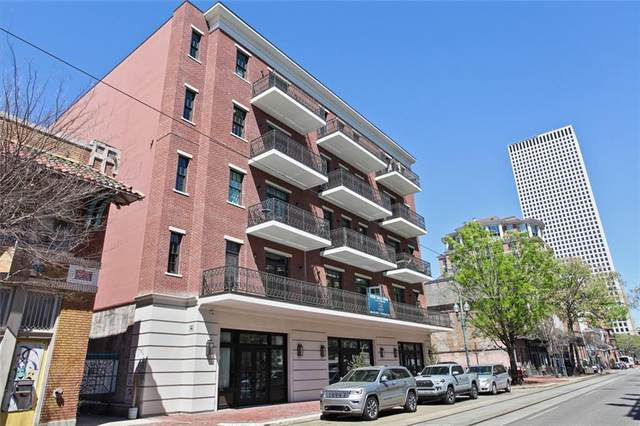 731 St Charles Avenue #217, New Orleans, LA 70130 (MLS #2311402) :: Freret Realty