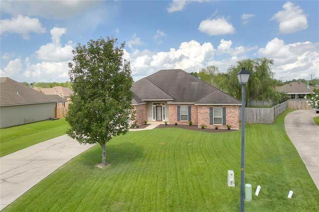 445 Gainesway Drive, Madisonville, LA 70447 (MLS #2311404) :: Keaty Real Estate