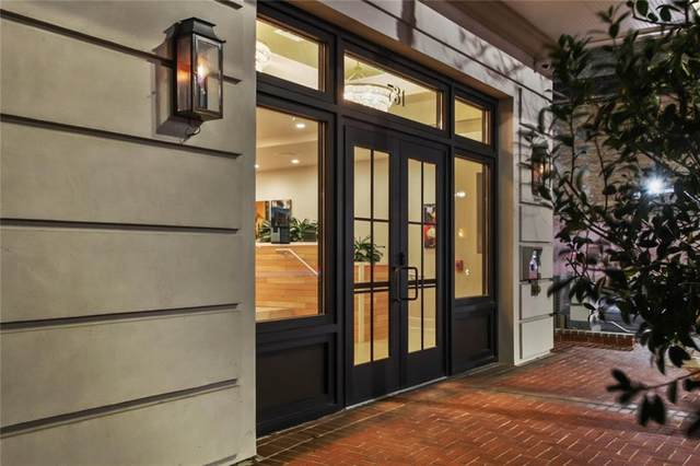 731 St Charles Avenue #401, New Orleans, LA 70130 (MLS #2311408) :: Freret Realty
