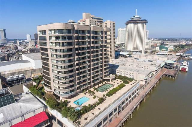 600 Port Of New Orleans Place 14A, New Orleans, LA 70130 (MLS #2311582) :: Freret Realty