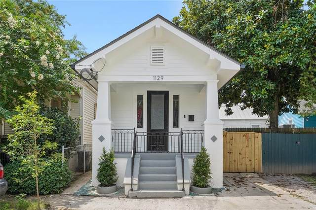 1129 N White Street, New Orleans, LA 70119 (MLS #2311797) :: Satsuma Realtors