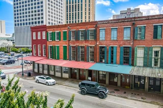 606 Tchoupitoulas Street, New Orleans, LA 70130 (MLS #2311822) :: Freret Realty