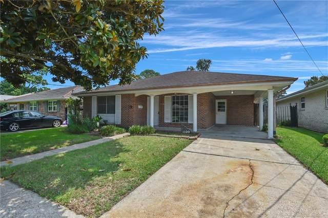 1129 Phosphor Avenue, Metairie, LA 70005 (MLS #2311849) :: Keaty Real Estate