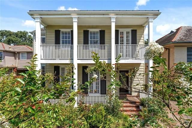 4123 Vincennes Place, New Orleans, LA 70125 (MLS #2311929) :: Freret Realty