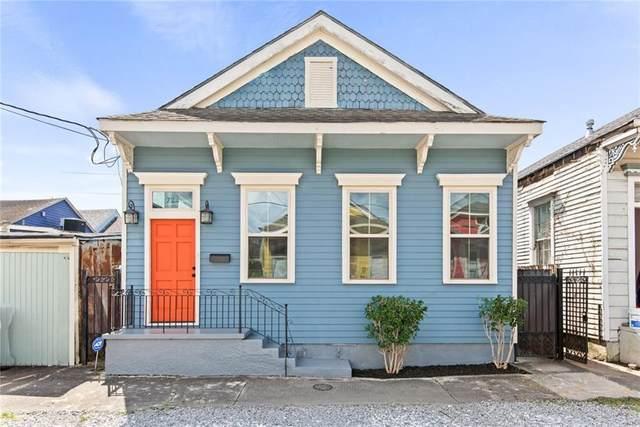 724 N Salcedo Street, New Orleans, LA 70119 (MLS #2311949) :: Satsuma Realtors