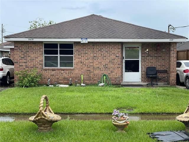 2608 10 Salem Street, Kenner, LA 70062 (MLS #2311964) :: Freret Realty