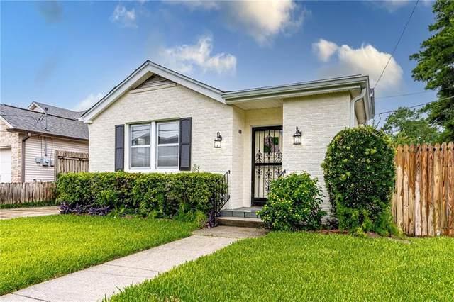 4801 Finch Street, Metairie, LA 70001 (MLS #2312107) :: Freret Realty
