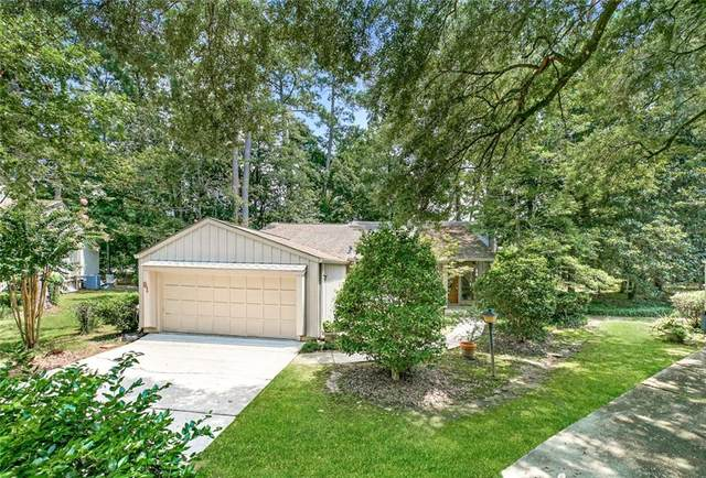 91 Grand Cheniere Drive #341, Mandeville, LA 70471 (MLS #2312153) :: Freret Realty