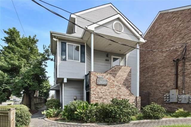 4445 Perkins Street #206, Metairie, LA 70001 (MLS #2312218) :: Freret Realty