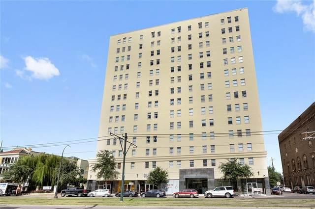 1205 St Charles Avenue #801, New Orleans, LA 70130 (MLS #2312371) :: Satsuma Realtors