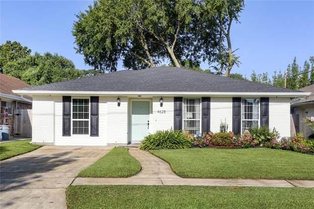 4628 Chastant Street, Metairie, LA 70006 (MLS #2312427) :: Freret Realty