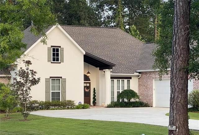 1735 Old Mandeville Lane, Mandeville, LA 70448 (MLS #2312536) :: The Sibley Group