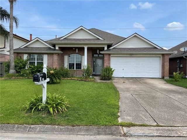 2305 N Village Green Street, Harvey, LA 70058 (MLS #2312584) :: Keaty Real Estate