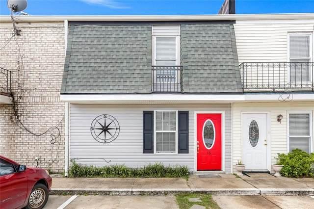 4104 Alabama Avenue #16, Kenner, LA 70065 (MLS #2312756) :: United Properties