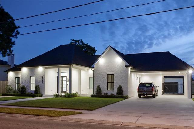 1411 Transcontinental Drive, Metairie, LA 70001 (MLS #2312766) :: Freret Realty