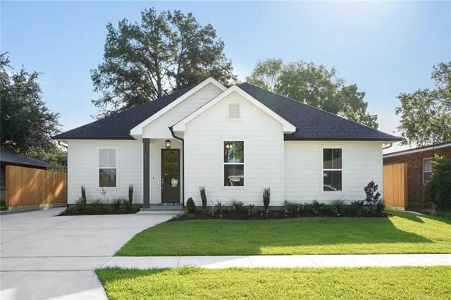 2817 Elizabeth Street, Metairie, LA 70003 (MLS #2312787) :: Freret Realty